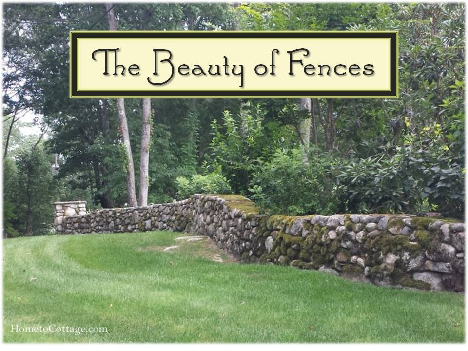 The Beauty of Fences